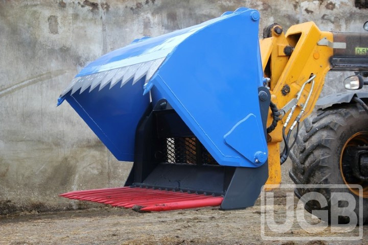 Silage grabs