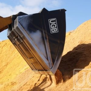 skid-steer bucket
