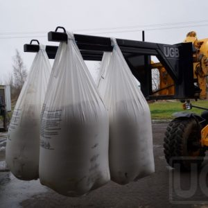 Big bags loaders